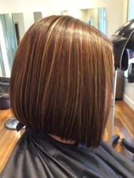 Color/haircut