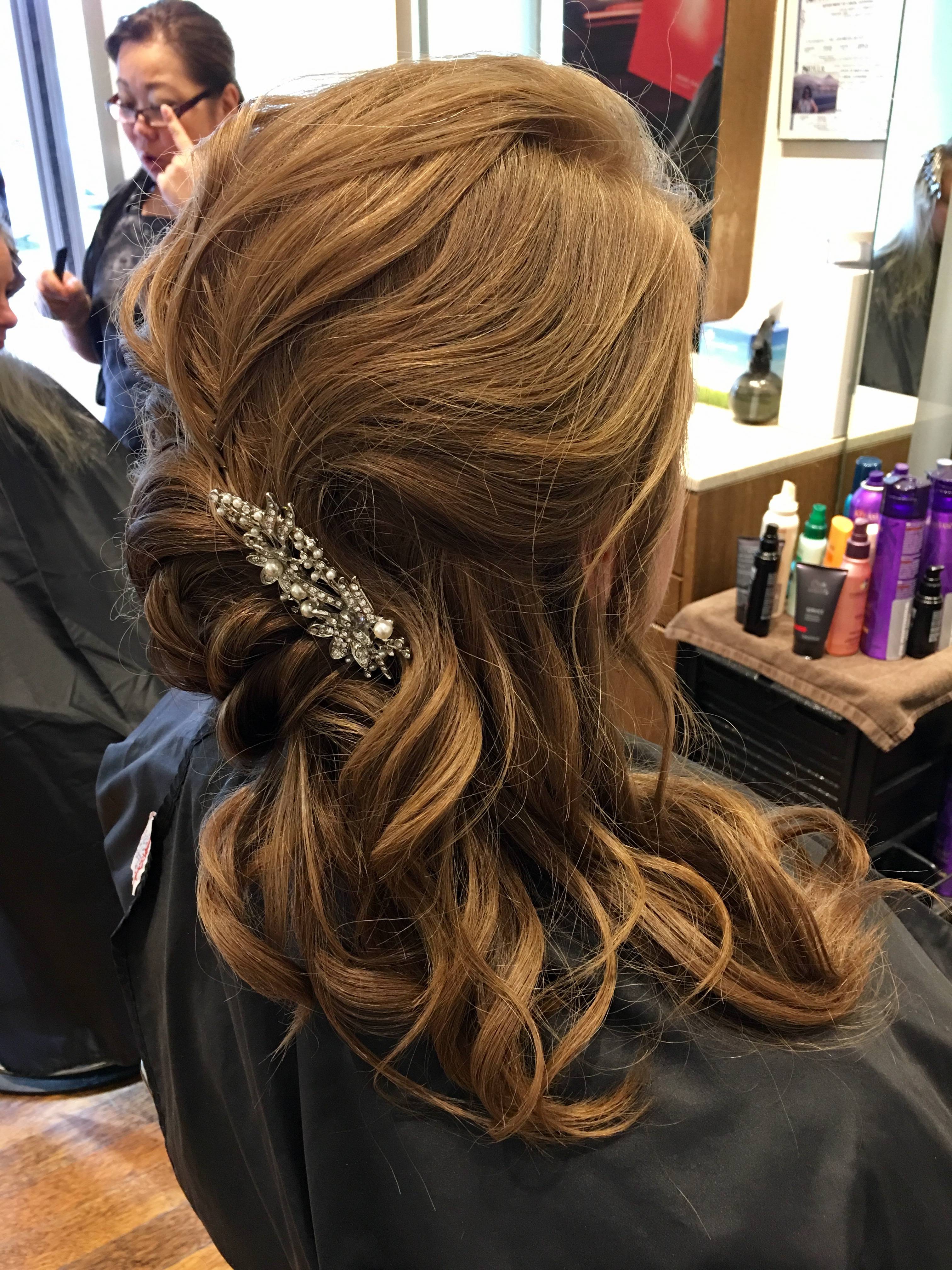 about hair – hair salon / hair studio / hair stylist